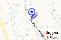 Схема проезда до компании ТФ ШАХТГОРТОПСБЫТ в Шахтах