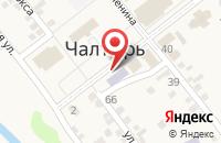 Схема проезда до компании Межпоселенческая центральная библиотека Мясниковского района в Чалтыре