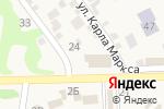 Схема проезда до компании Почта Банк в Чалтыре