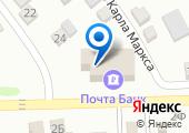 Почтовое отделение №800 на карте
