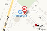 Схема проезда до компании АС-авто в Подгорном