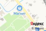 Схема проезда до компании Россельхозбанк в Чалтыре