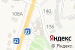 Схема проезда до компании Корзиночка в Подгорном