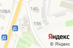 Схема проезда до компании Ателье в Подгорном