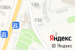 Схема проезда до компании Все для дома в Подгорном