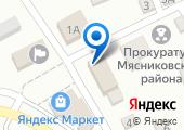 Myasnikovskiy на карте
