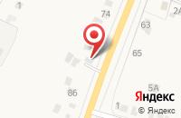 Схема проезда до компании Автосервис в Подгорном