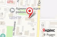 Схема проезда до компании Орифлейм Косметикс в Рыбном