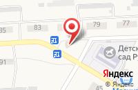 Схема проезда до компании Qiwi в Троицком