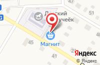 Схема проезда до компании Медуница в Троицком