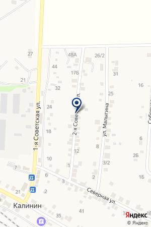 АВТОКОЛОННА № 1192 на карте Таганрога