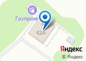 Автомобильная газонаполнительная компрессорная станция на карте