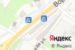 Схема проезда до компании Электромастер в Сырском