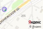 Схема проезда до компании Мир ГАЗелей в Сырском
