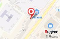 Схема проезда до компании Байкал в Тутаеве