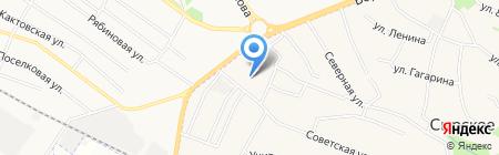 Россельхозцентр по Липецкой области на карте Сырского