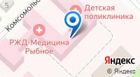 Компания Персона на карте