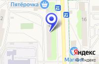 Схема проезда до компании МАГАЗИН ЕГОРЬЕВСК-ОБУВЬ в Шатуре