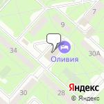 Магазин салютов Липецк- расположение пункта самовывоза