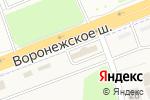 Схема проезда до компании Arman Carwash в Сырском