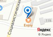 Трезор-СБ на карте