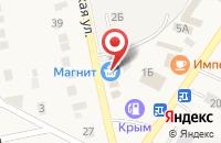 Схема проезда до компании Адвокатский кабинет Оганова Э.С. в Крыме
