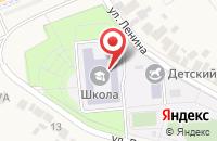 Схема проезда до компании Дайкотан в Сырском
