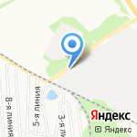 ОмегаКомп48 на карте Липецка