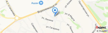 Автосервис на карте Сырского