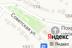 Схема проезда до компании Стрекоза в Сырском