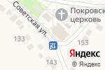 Схема проезда до компании Продуктовый магазин в Сырском