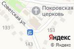Схема проезда до компании Чернышевой в Сырском