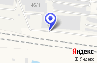 Схема проезда до компании ТФ ЛЕГИОН-ПЛЮС в Шатуре