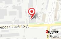Схема проезда до компании Альфа-Стиль в Липецке