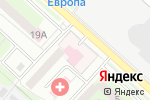 Схема проезда до компании Скорая медицинская помощь в Липецке