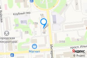 Сдается двухкомнатная квартира в Шатуре Московская область, Интернациональная улица, 15