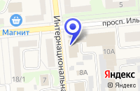 Схема проезда до компании ШАТУРСКИЙ ПОЧТАМТ в Шатуре
