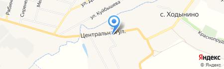 Продуктовый магазин на карте Ходынино