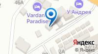 Компания Тур-сервис на карте