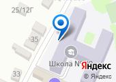 Средняя общеобразовательная школа №89 на карте