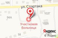 Схема проезда до компании Рогачевская участковая больница в Рогачёвке