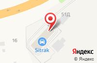 Схема проезда до компании MAN-Сервис в Рогачёвке