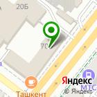 Местоположение компании Магазин ковров на проспекте Победы