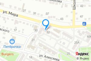 Однокомнатная квартира в Россоши ул Мира, 32