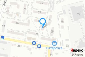 Снять однокомнатную квартиру в Россоши Россошанский р-н, ул. Льва Толстого, 65А