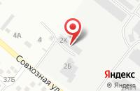 Схема проезда до компании Кедр в Ростове-На-Дону