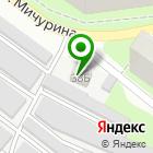 Местоположение компании Металлист-16