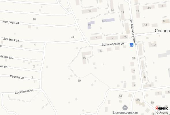 жилой комплекс Вологодская,15