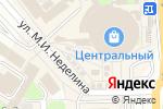 Схема проезда до компании Магазин одноразовой посуды и пакетов в Липецке