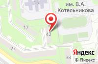 Схема проезда до компании Федерация тхэквондо Новокубанского района в Ковалевском